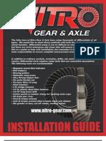 Nitro Gear Installation Guide