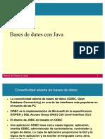 Acceso a BD Con Java