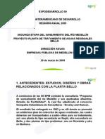 Segunda Etapa del Saneamiento del Río Medellín