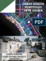 Seth Geiser Urban Design Portfolio