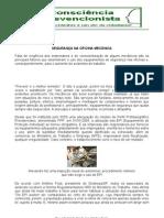 PREVENÇÃO OFICINA MECÂNICA - EPI