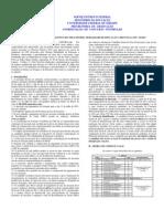 Edital Vestibular EAD ADP UFS