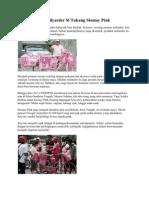 Kisah Mantan Milyarder Si Tukang Siomay Pink