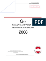 RI - Guia Para Elaborar Reglamentos Interiores