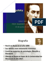 Lev Vygostky