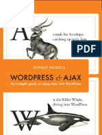 Wp Ajax Book