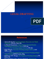 Legal Drafting