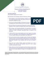 IOM Remarks(1)