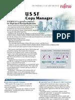 ETERNUS SF Advanced Copy Manager
