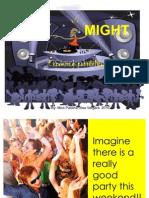 May vs Might 2do