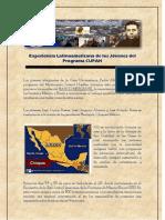 Experiencia Latinoamericana de los Jóvenes del Programa CUPAH1.1