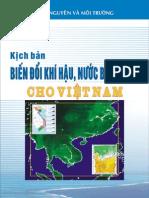 Kich Ban Bien Doi Khi Hau Cho Viet Nam