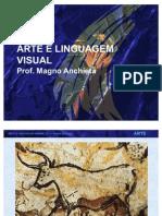 Arte LinguagemVisual MAGNO