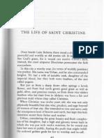 Bokenham Legend of Holy Women Christina