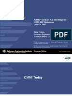 CMMI v1.2 Tutorial
