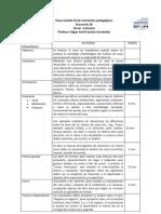 CLASE MODELO DE MOMENTOS PEDAGÓGICOS