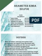 Power Point Sulfur