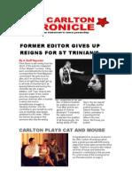 Carlton Chronicle 2002 03 Public