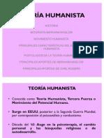 TEORÍAS HUMANISTAS