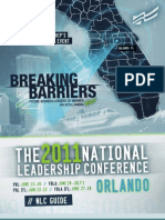 2011 NLC Packet