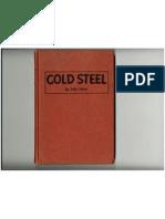 Cold Steel - John Styers 1952
