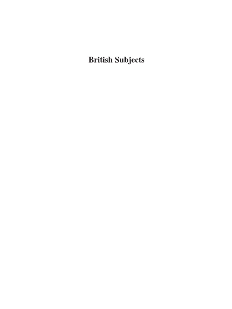 an antropology of british noumenon anthropology