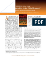 Asia and Policymaking for the Global Economy - Highlights version