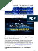 Chapter 7 of 10 - The FDA vs. Dr. Burzynski