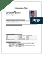 Madhav Pandey (cv)