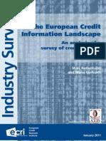 Credit Bureau - ACCIS-Survey Final Report