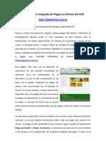 Presentación web GIPCI