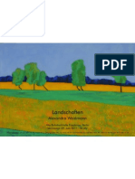 Plakat Friedenau 2011
