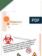 Semiotics Presentation