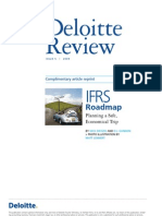 US Deloittereview IFRS Jul09