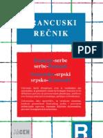 FRANCUSKO SRPSKI REČNIK