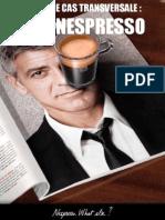 Nespresso Etude de Cas