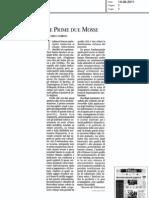 Le prime due mosse (Corriere)
