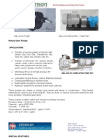 Catalo Gear Pump