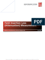 Attenuation Measurement White Paper Final