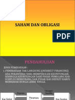 Saham Dan Obligasi