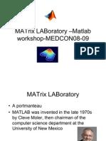 1MATrix Laboratory