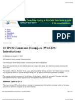 10 IPCS Command Examples (With IPC Introduction)