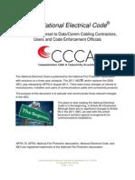 CCCA_2011_NEC_White_Paper_11-04-2010