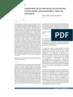 Evaluacion Empirico a de Las Estructuras de Pavimentos Flexibles