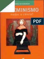livro O feminismo mudou a ciência