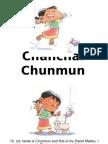 Chanchal Chunmun - Sonali Pota