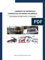 Procesamiento Materiales Compuestos Matriz Polimerica