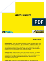 Youth Values