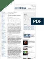 16.06.11 BerlinerZeitung - BRD Vor Staatskrise - Ein Politisches Fukushima