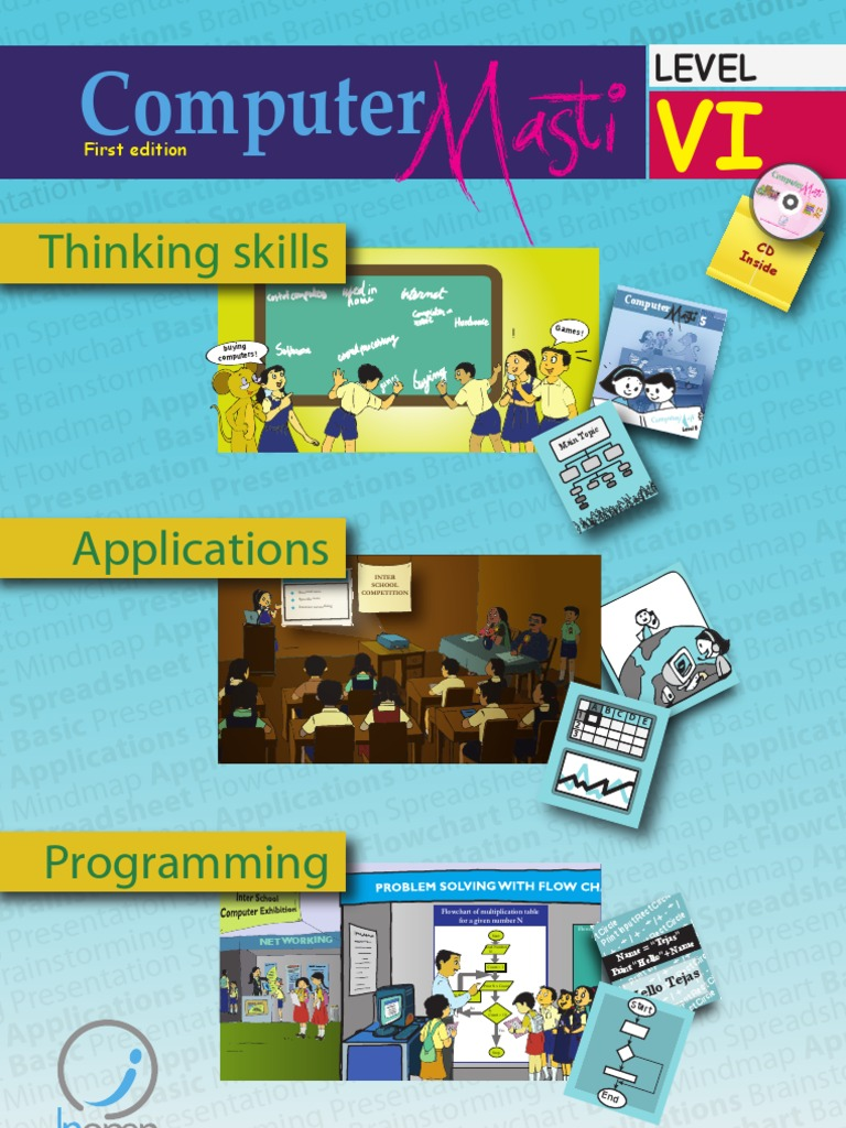 Computer Masti Level 6   License   Brainstorming